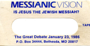 Messianic Debate web thumbnail